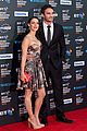 thom evans jessica lowndes bt sports industry awards 05