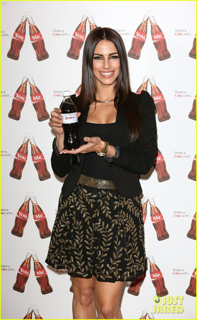 thom evans jessica lowndes personalized coke bottles 062867616