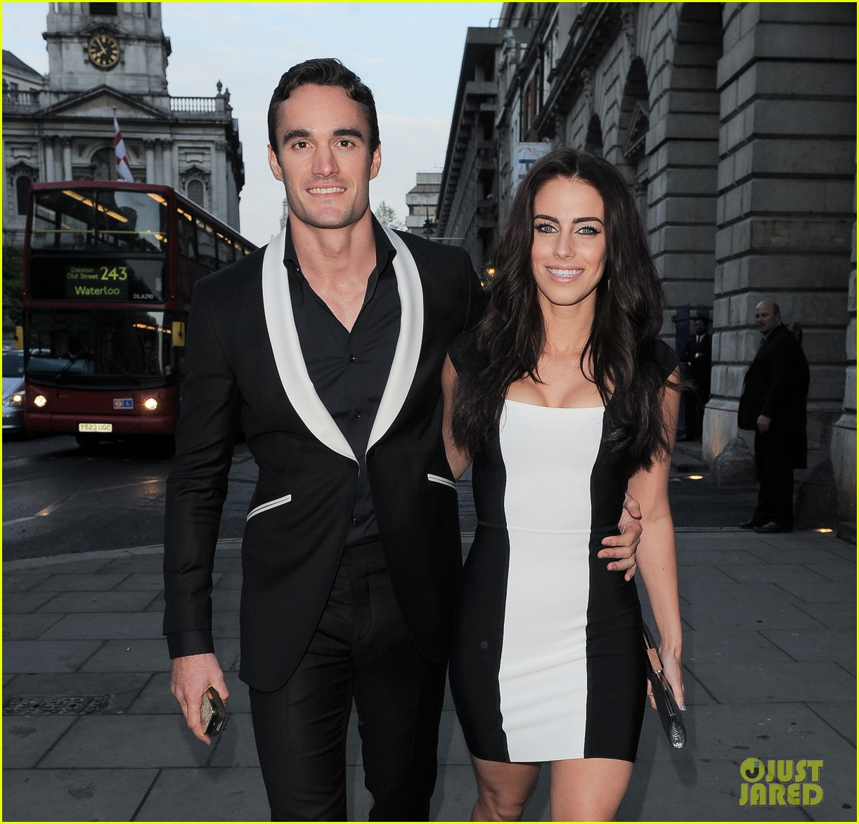 thom evans jessica lowndes ff collection showcase 092872427