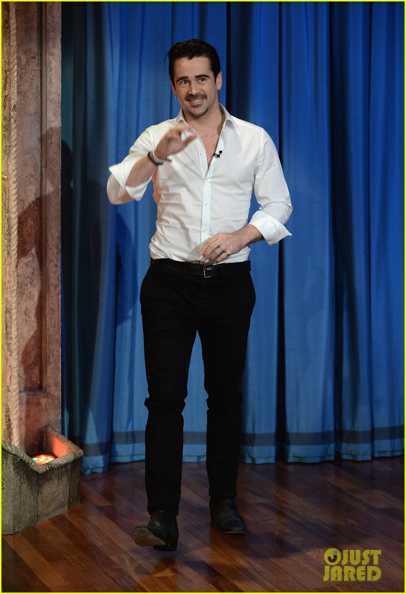 colin farrell late night with jimmy fallon debut 022875319