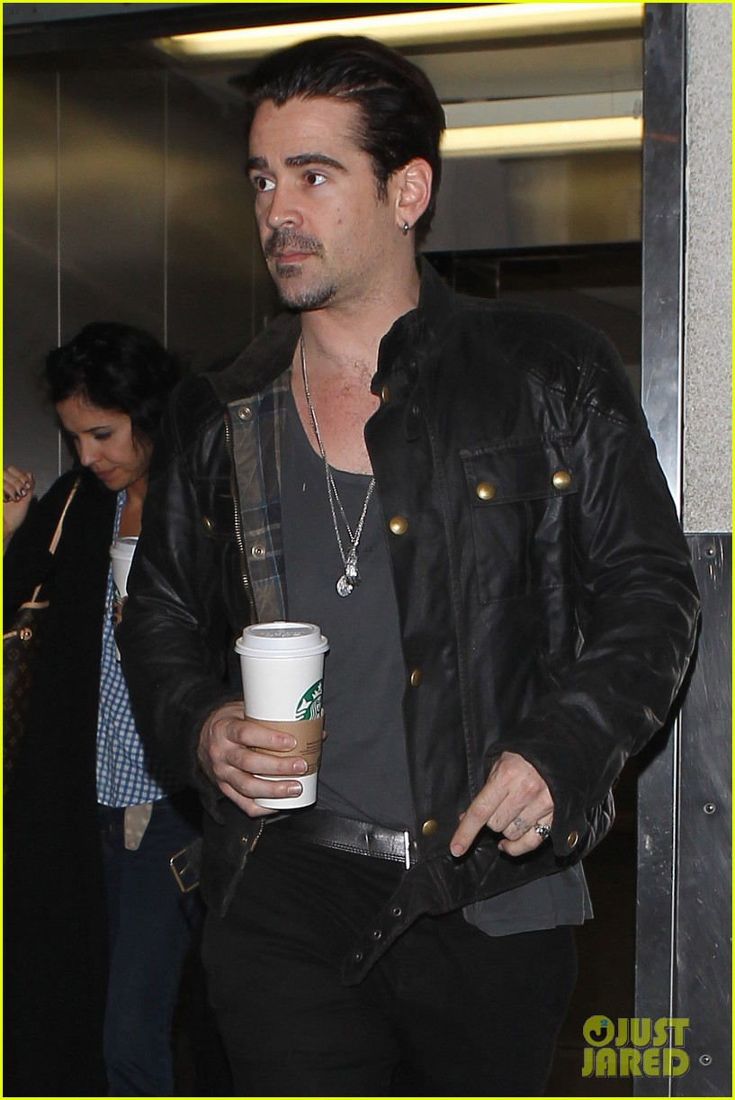 colin farrell late night with jimmy fallon debut 092875326