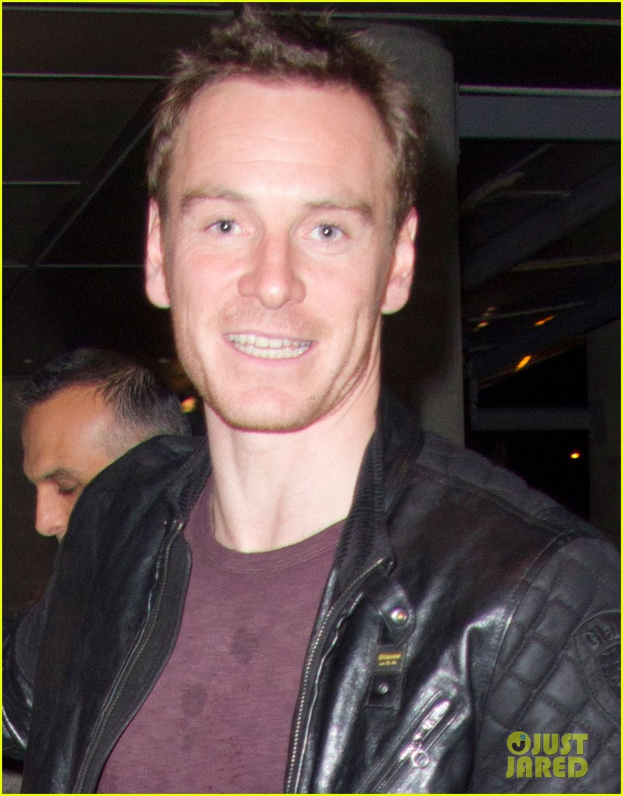 michael fassbender shawn ashmore hit montreal for x men filming 012879146