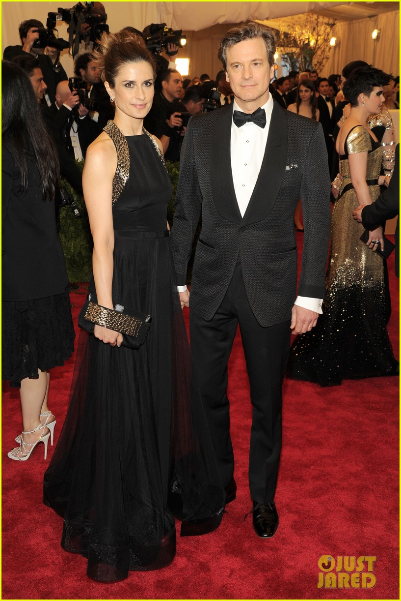 colin firth met ball 2013 red carpet 052865931