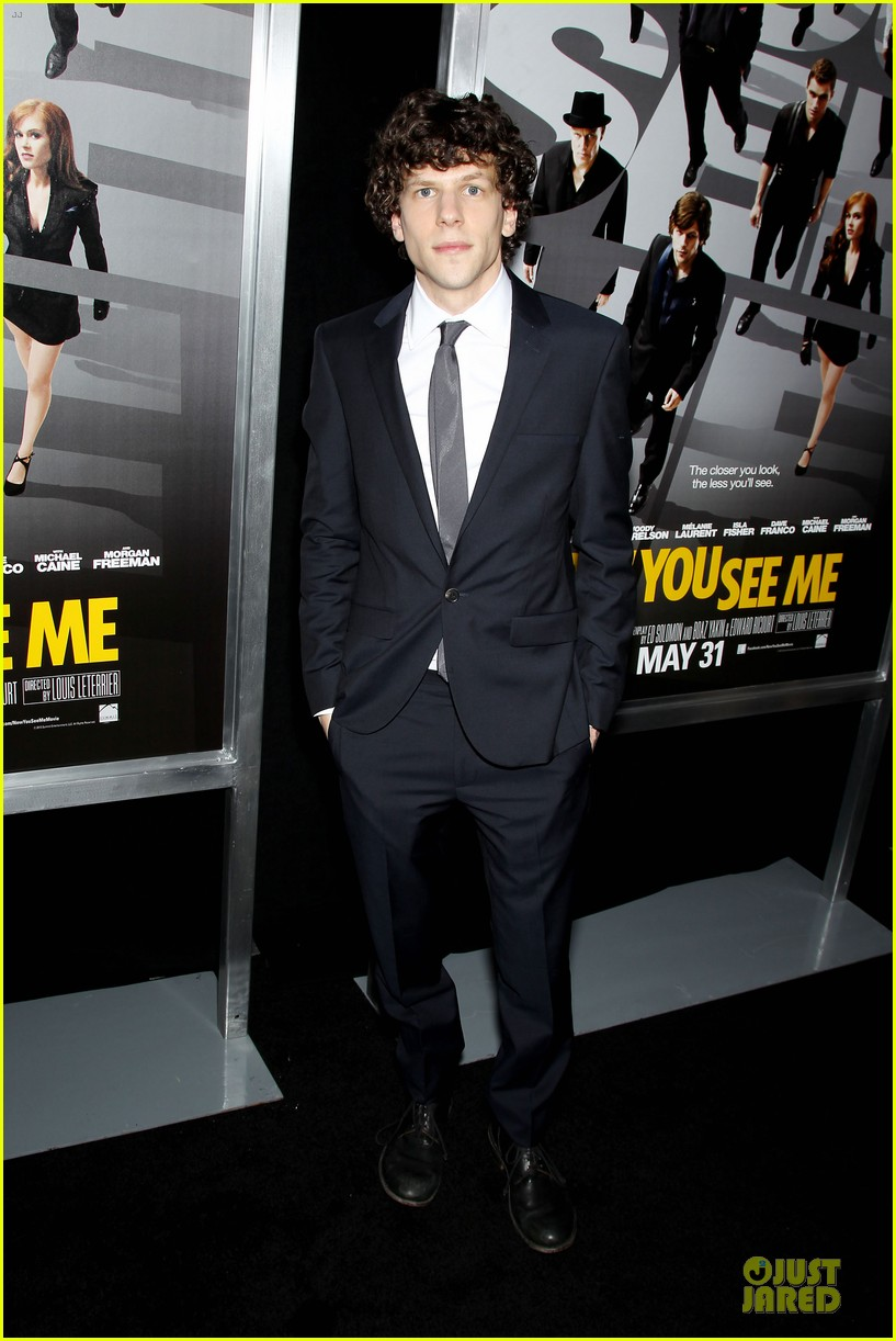 isla fisher jesse eisenberg now you see me premiere 092875918