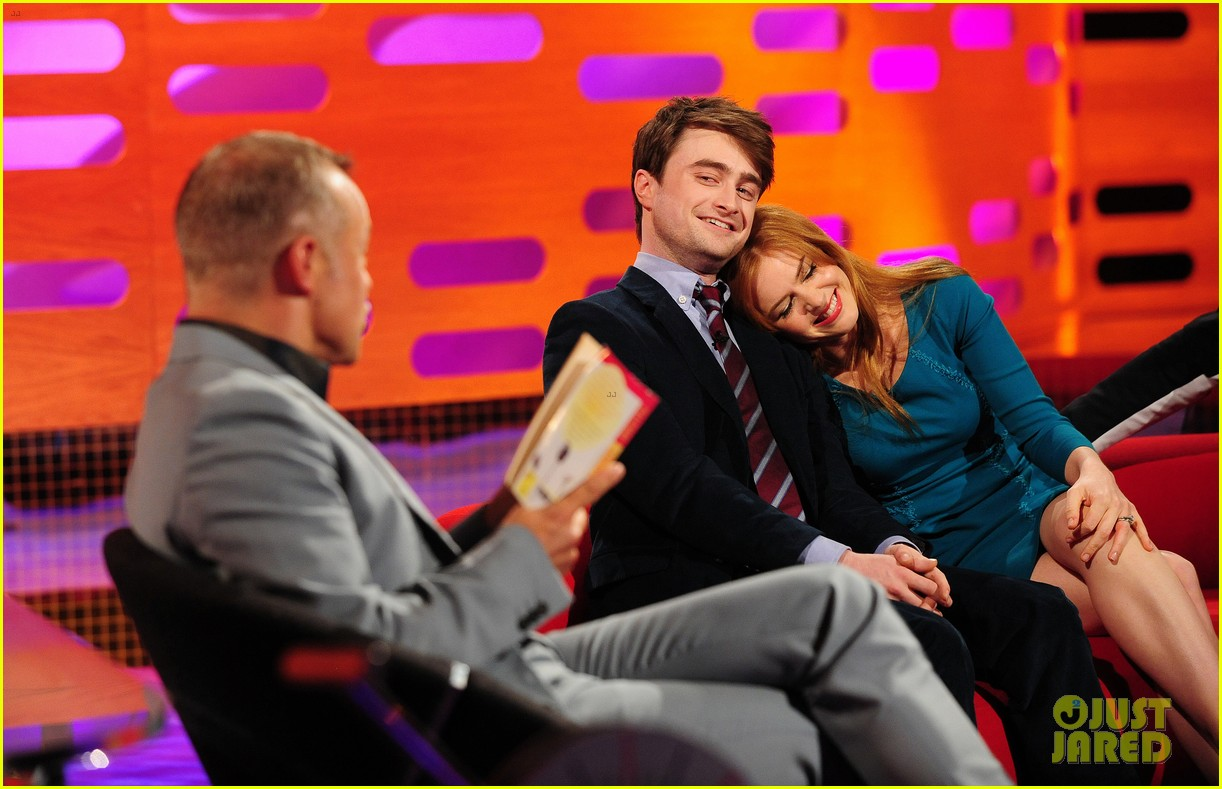 daniel radcliffe isla fisher graham norton show guests 022873186