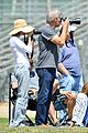 harrison ford calista flockhart liam soccer game 03
