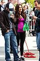 megan fox bid on a teenage mutant ninja turtles set visit 06