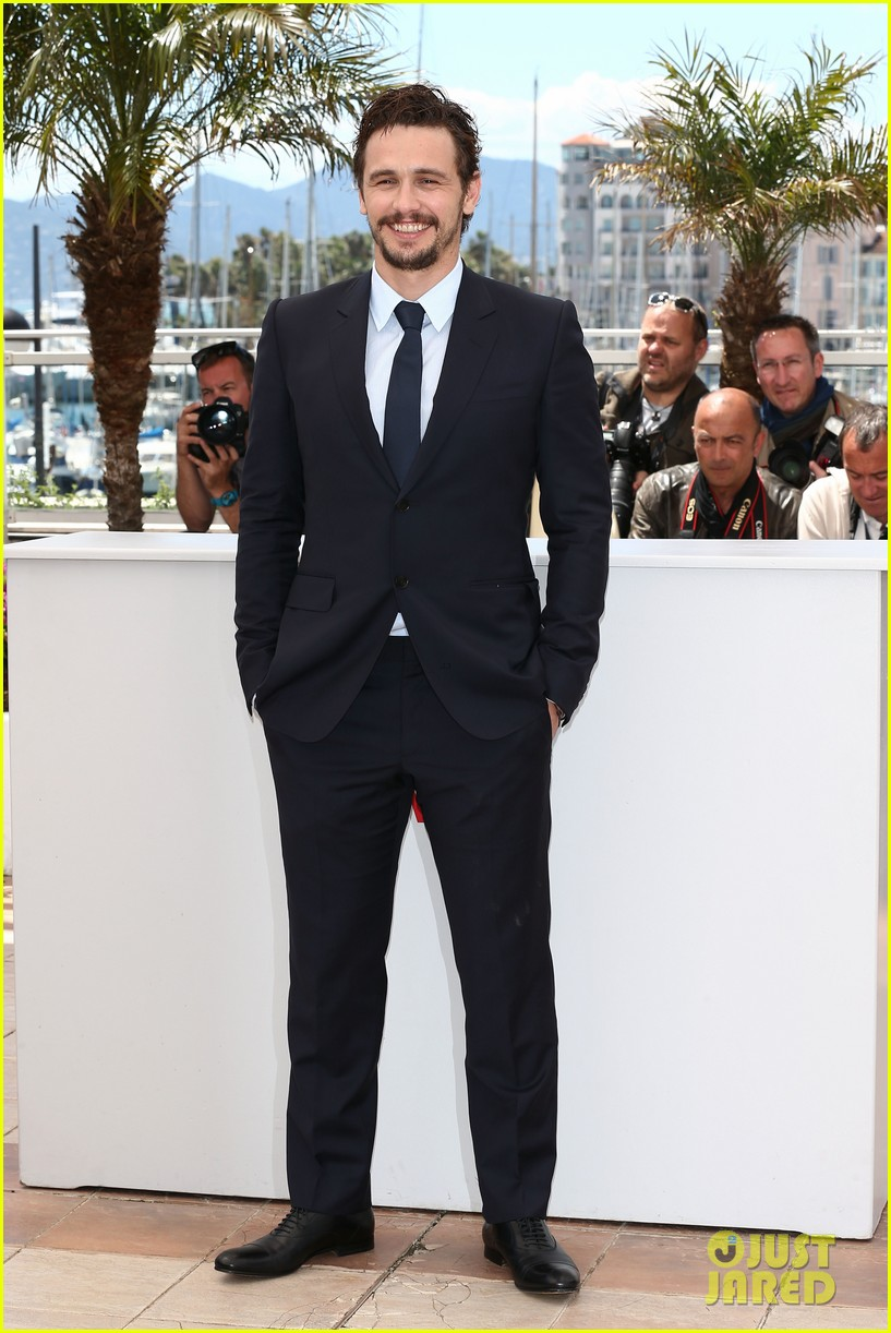 james franco ahna oreilly as i lay dying cannes photo call 03