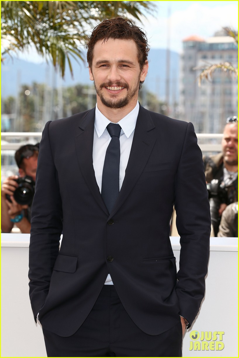 james franco ahna oreilly as i lay dying cannes photo call 162874673