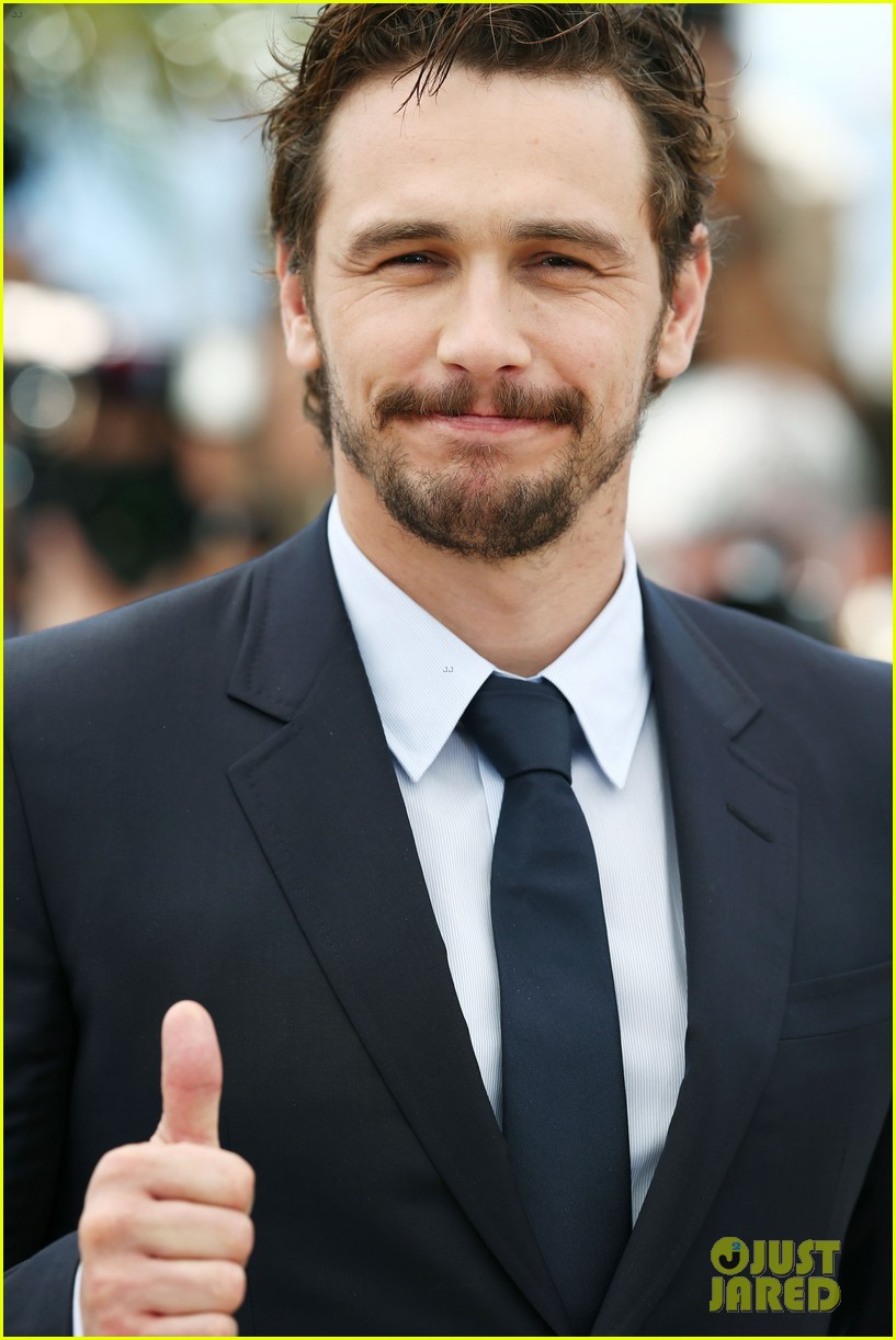 james franco ahna oreilly as i lay dying cannes photo call 172874674