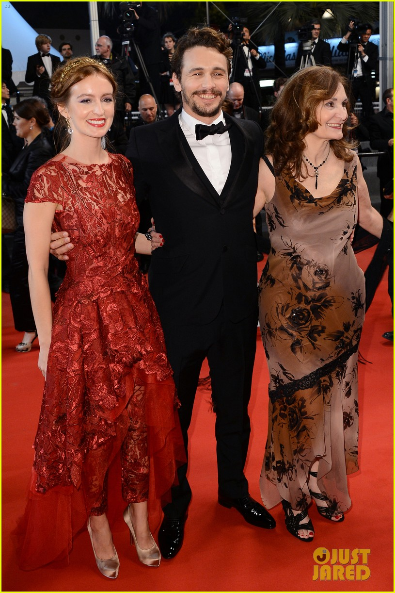 james franco ahna oreilly as i lay dying cannes premiere 032874966