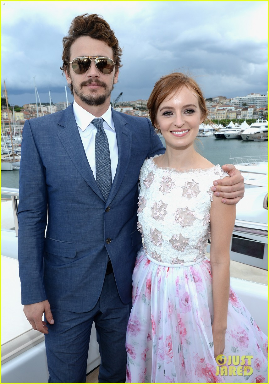 james franco ahna oreilly art of elysium cannes event 082874841