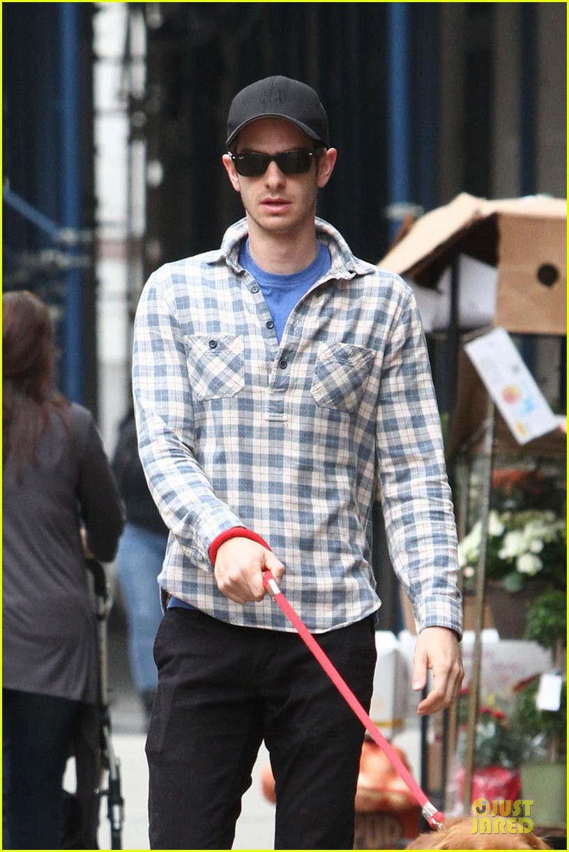 andrew garfield amazing spiderman 2 goes to comic con 02