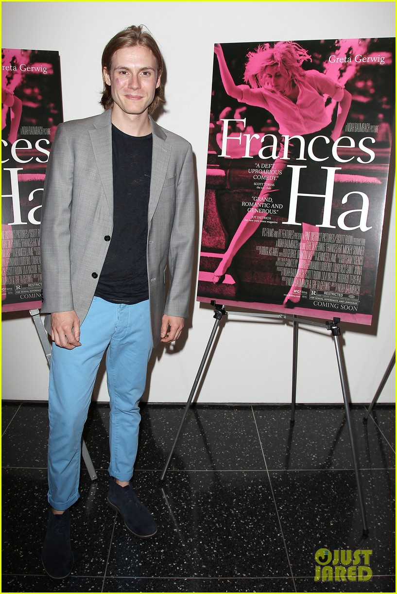 greta gerwig frances ha new york premiere 082867778