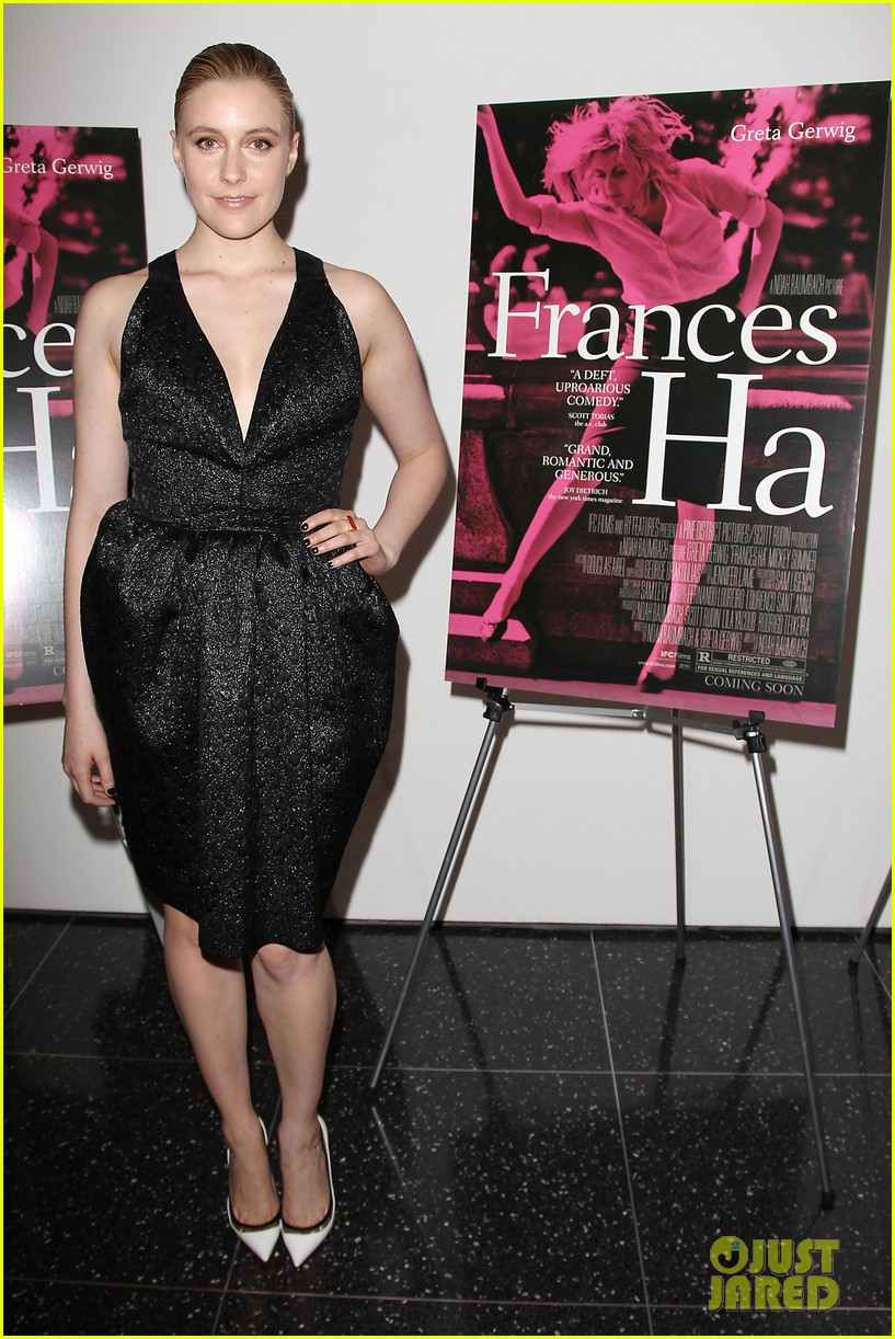 greta gerwig frances ha new york premiere 162867786