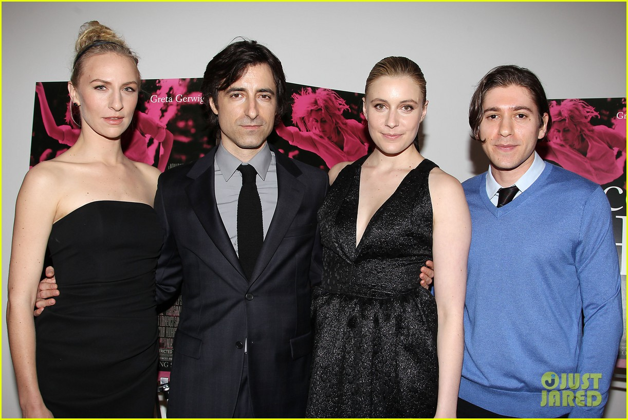 greta gerwig frances ha new york premiere 312867801