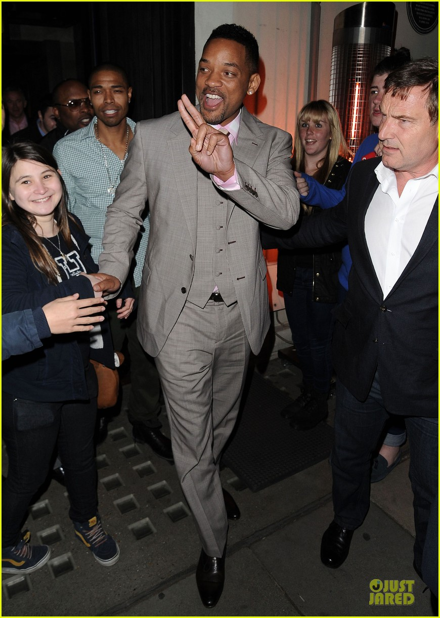 selena gomez jaden smith hakkasan dinner with will smith 09