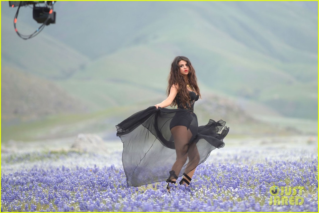 selena gomez come get it video shoot pictures 232866557