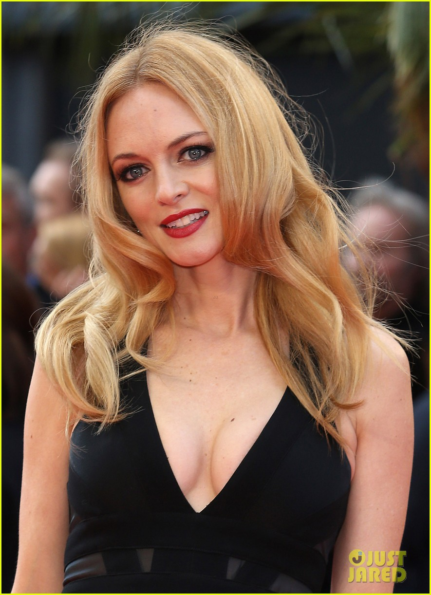 heather graham zack galifianakis hangover iii uk premiere 042876292