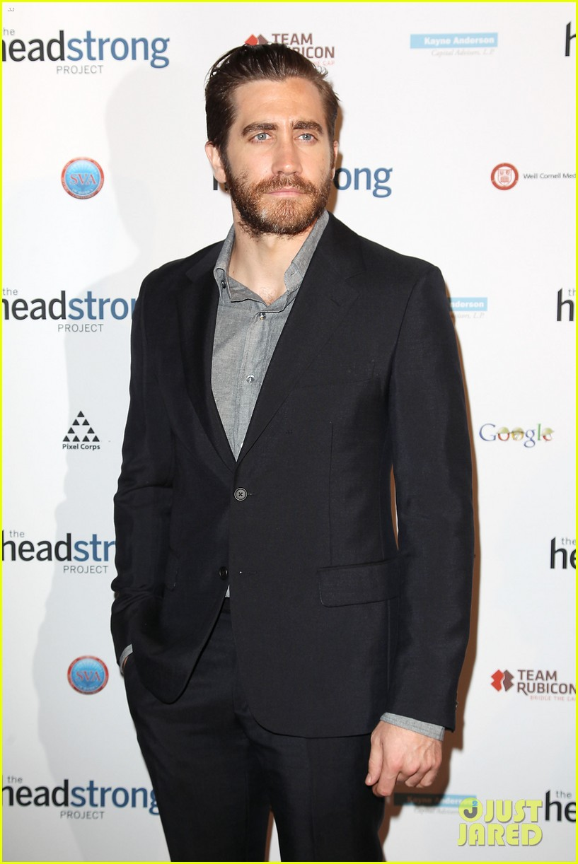 jake gyllenhaal anna chlumsky words of war event 032866955