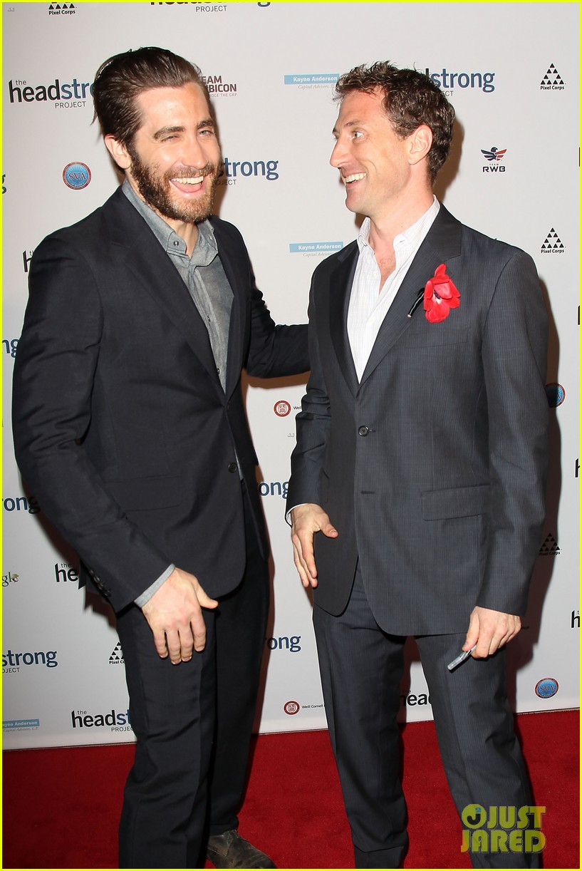 jake gyllenhaal anna chlumsky words of war event 162866968