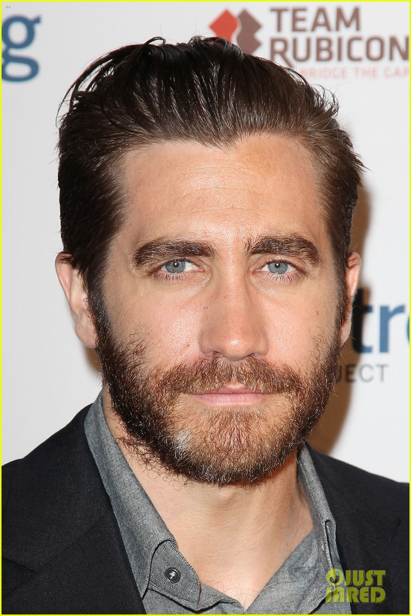 jake gyllenhaal anna chlumsky words of war event 192866971