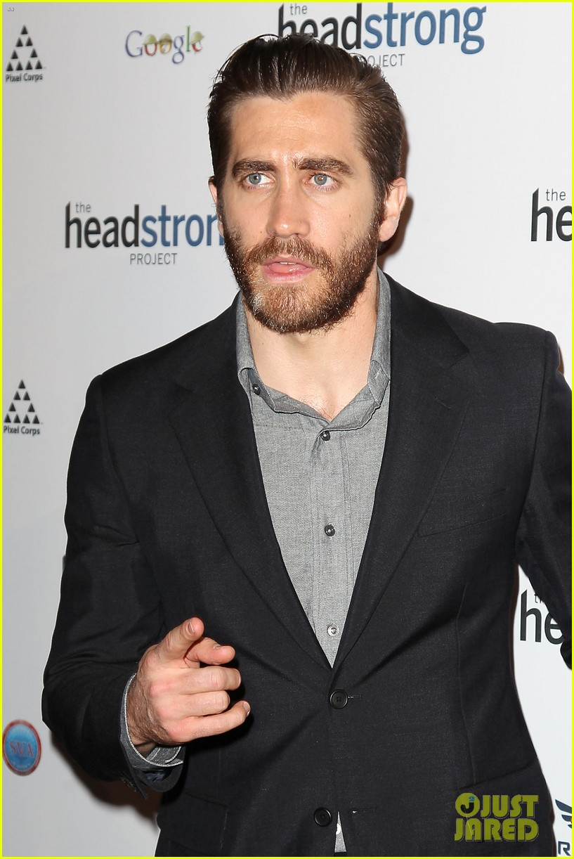 jake gyllenhaal anna chlumsky words of war event 22