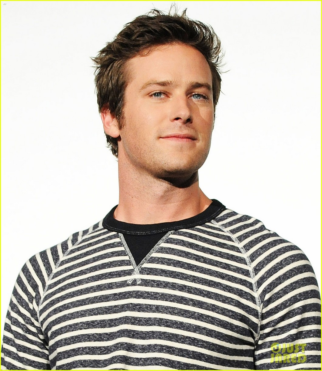 armie hammer lone ranger japan press conference 072869447