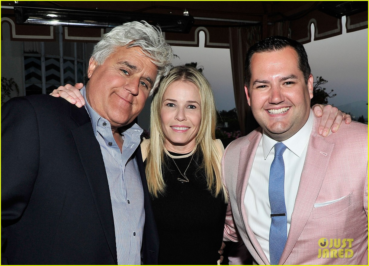 chelsea handler jay leno roast and toast with ross mathews 012862298