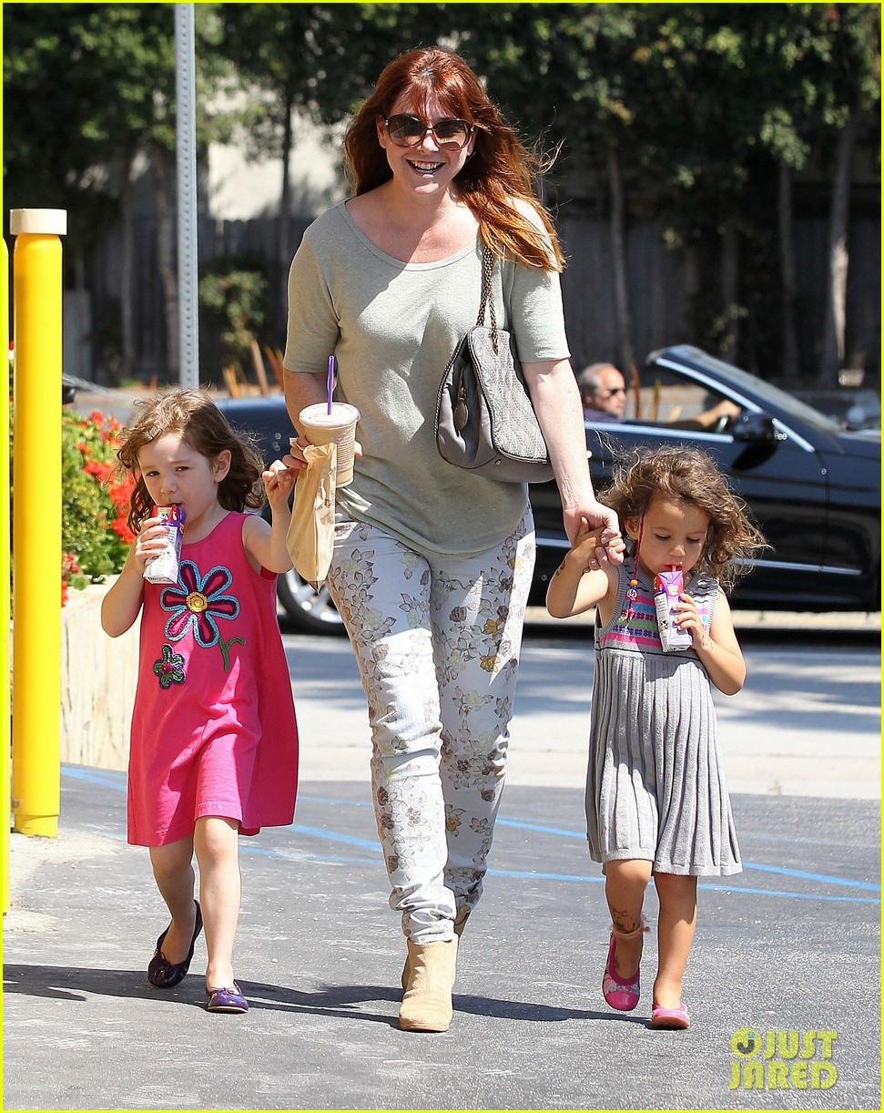 alyson hannigan grabs coffee after keevas first birthday 132880024