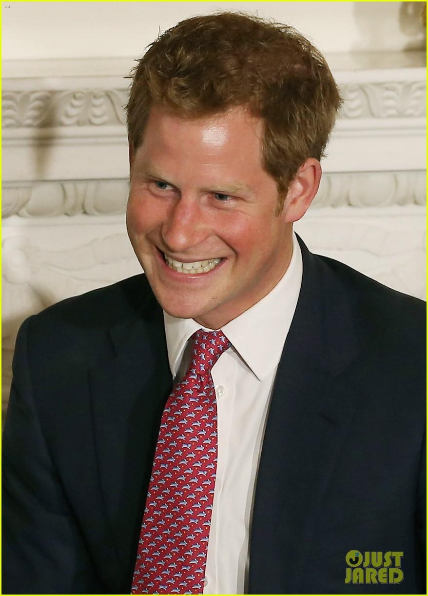 prince harry visits washington dc meets michelle obama 022867434