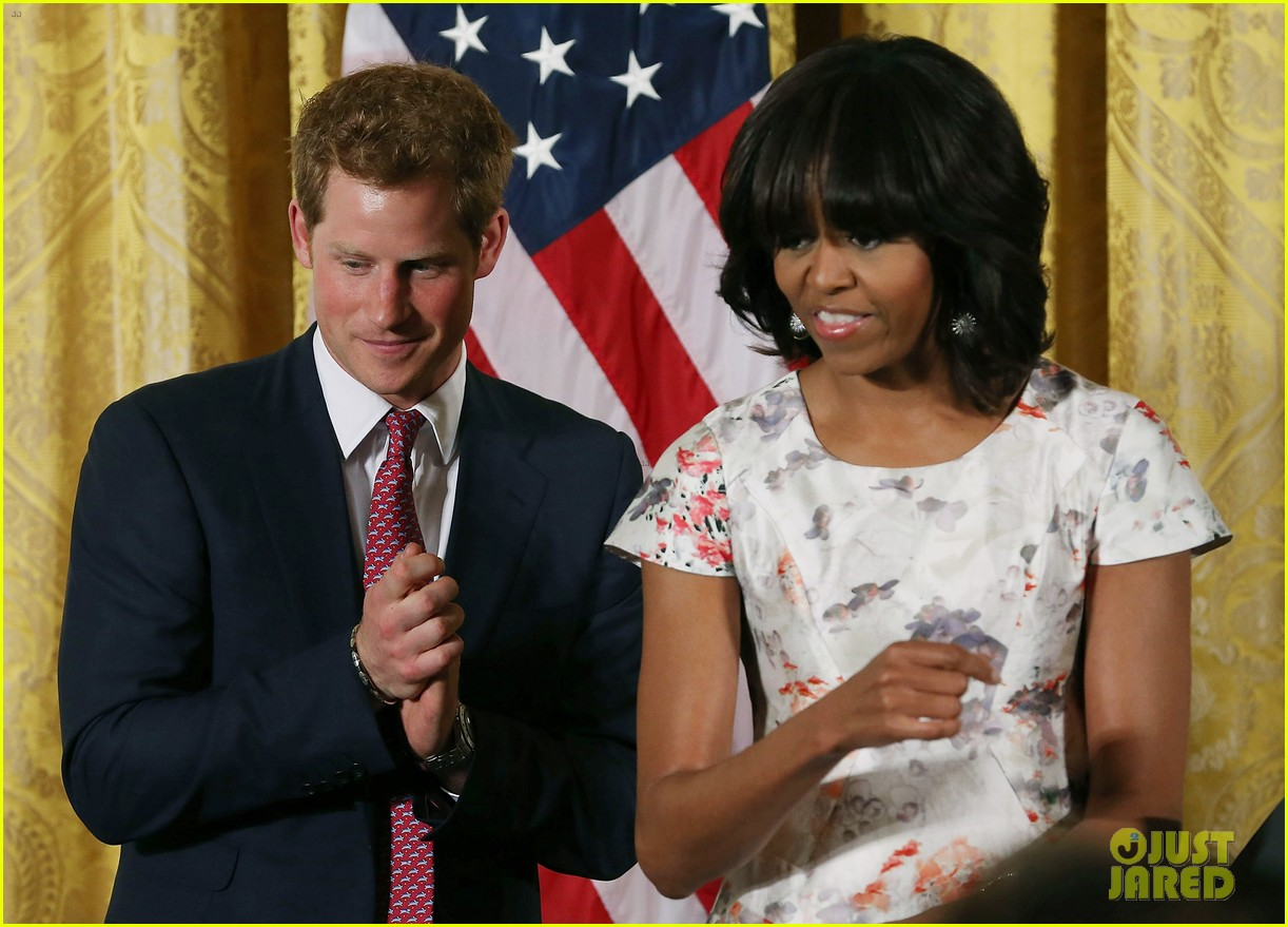 prince harry visits washington dc meets michelle obama 04