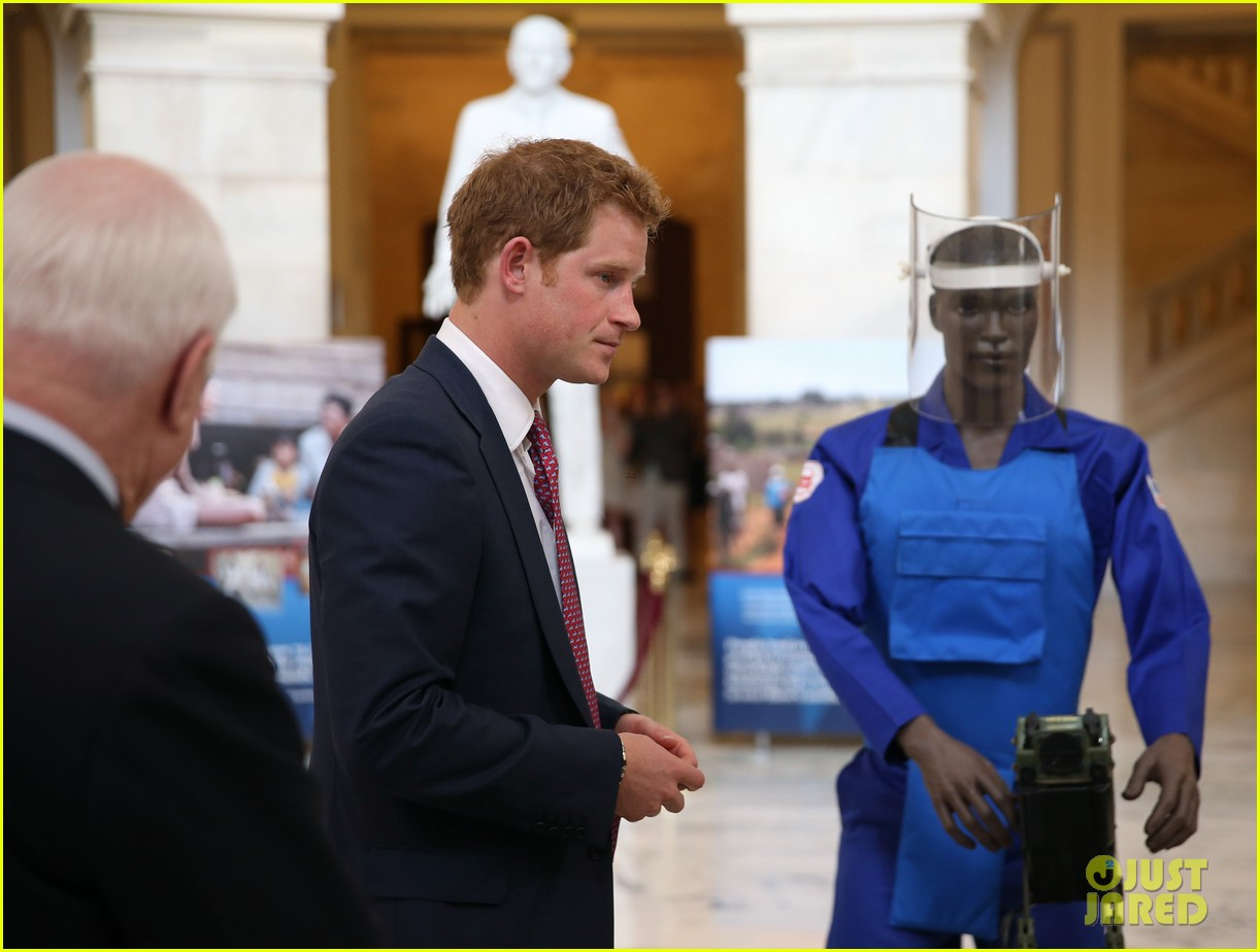 prince harry visits washington dc meets michelle obama 092867441