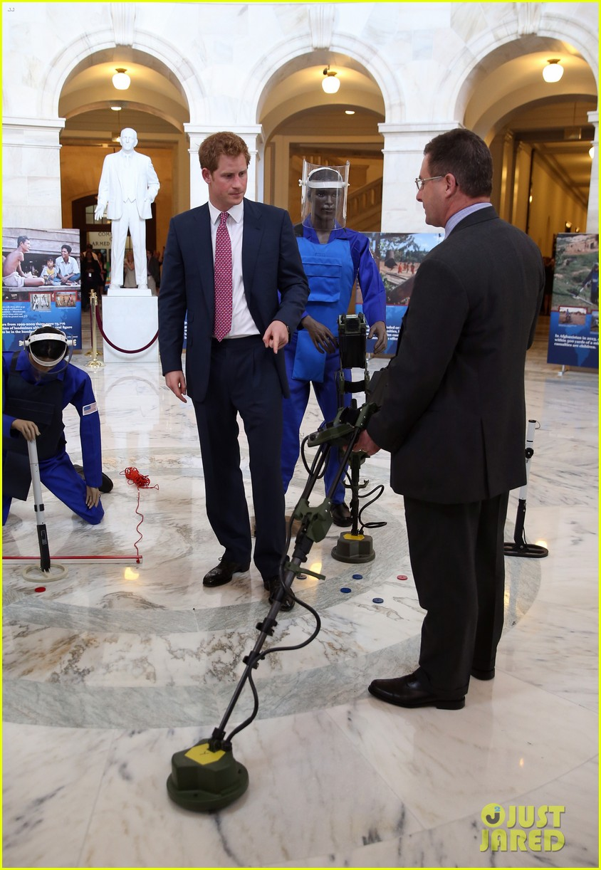 prince harry visits washington dc meets michelle obama 122867444