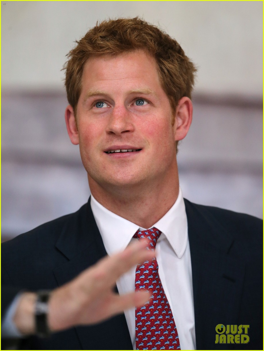 prince harry visits washington dc meets michelle obama 142867446