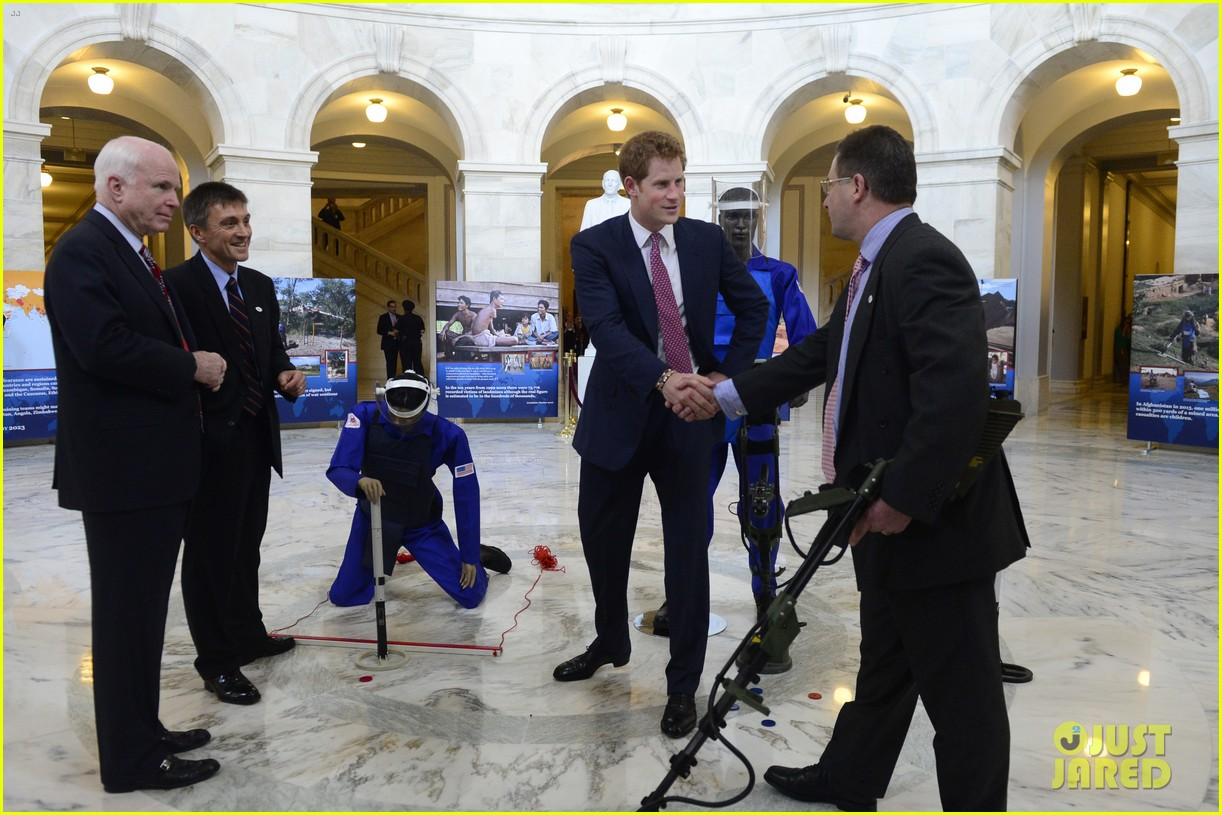 prince harry visits washington dc meets michelle obama 232867455