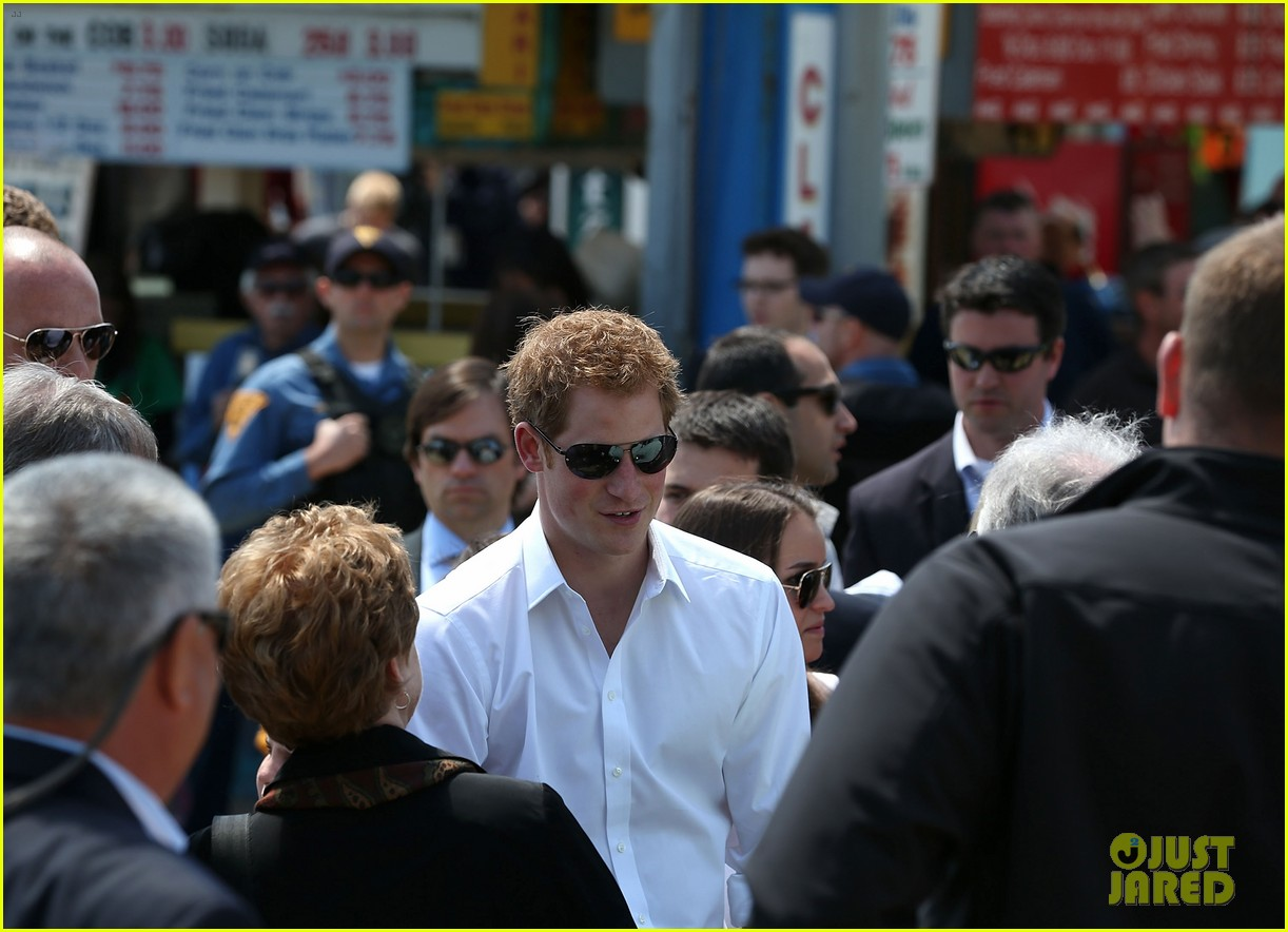 prince harry tours new york new jersey on us trip 082870361