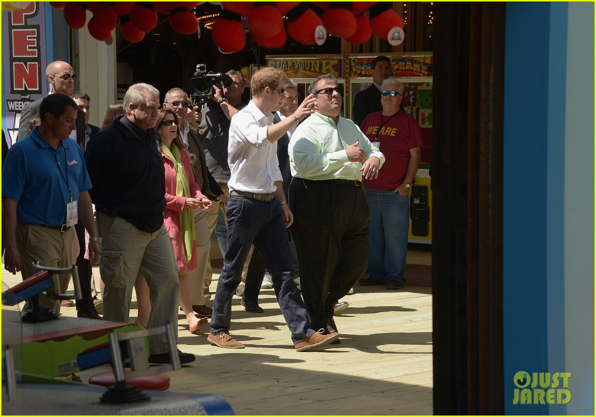 prince harry tours new york new jersey on us trip 132870366