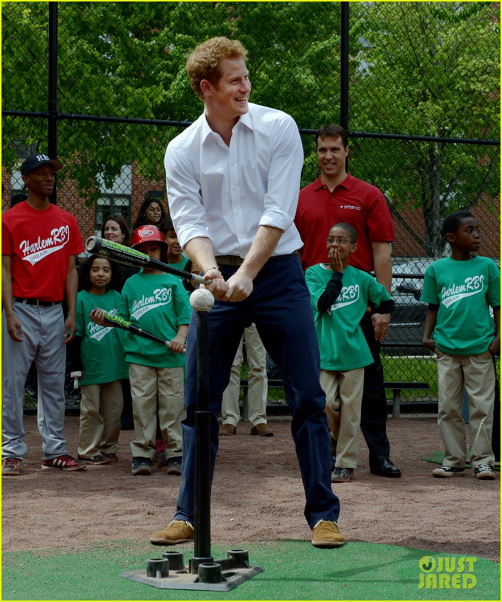 prince harry tours new york new jersey on us trip 202870373