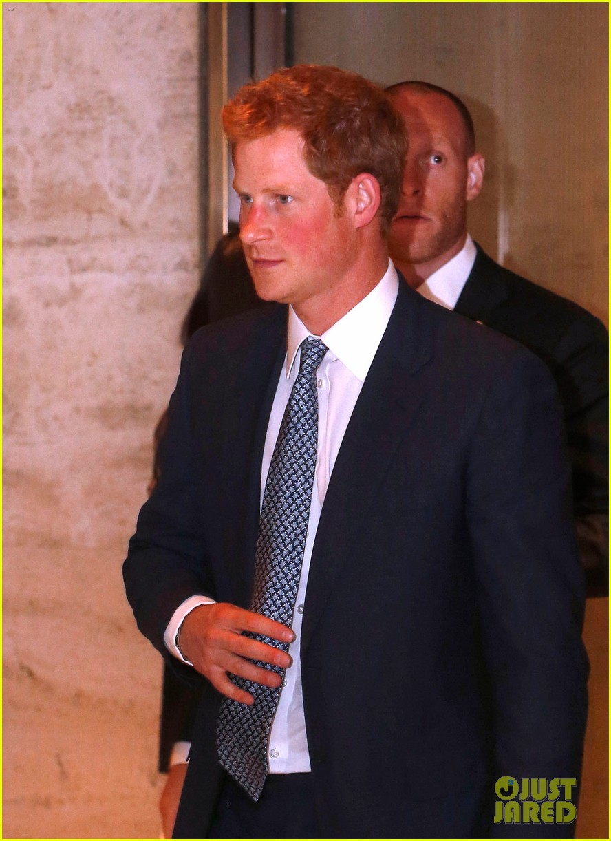 prince harry tours new york new jersey on us trip 252870378