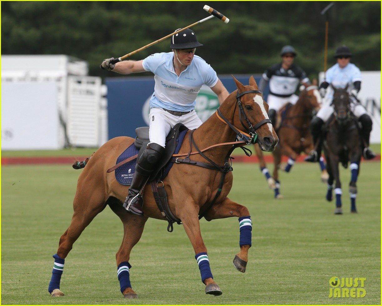 prince harry wraps us tour with polo match in connecticut 06