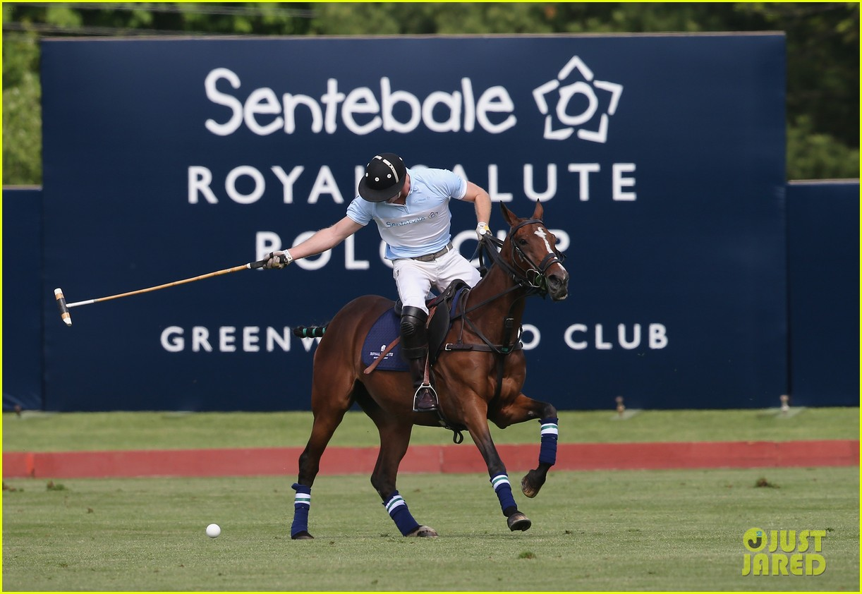 prince harry wraps us tour with polo match in connecticut 092871203