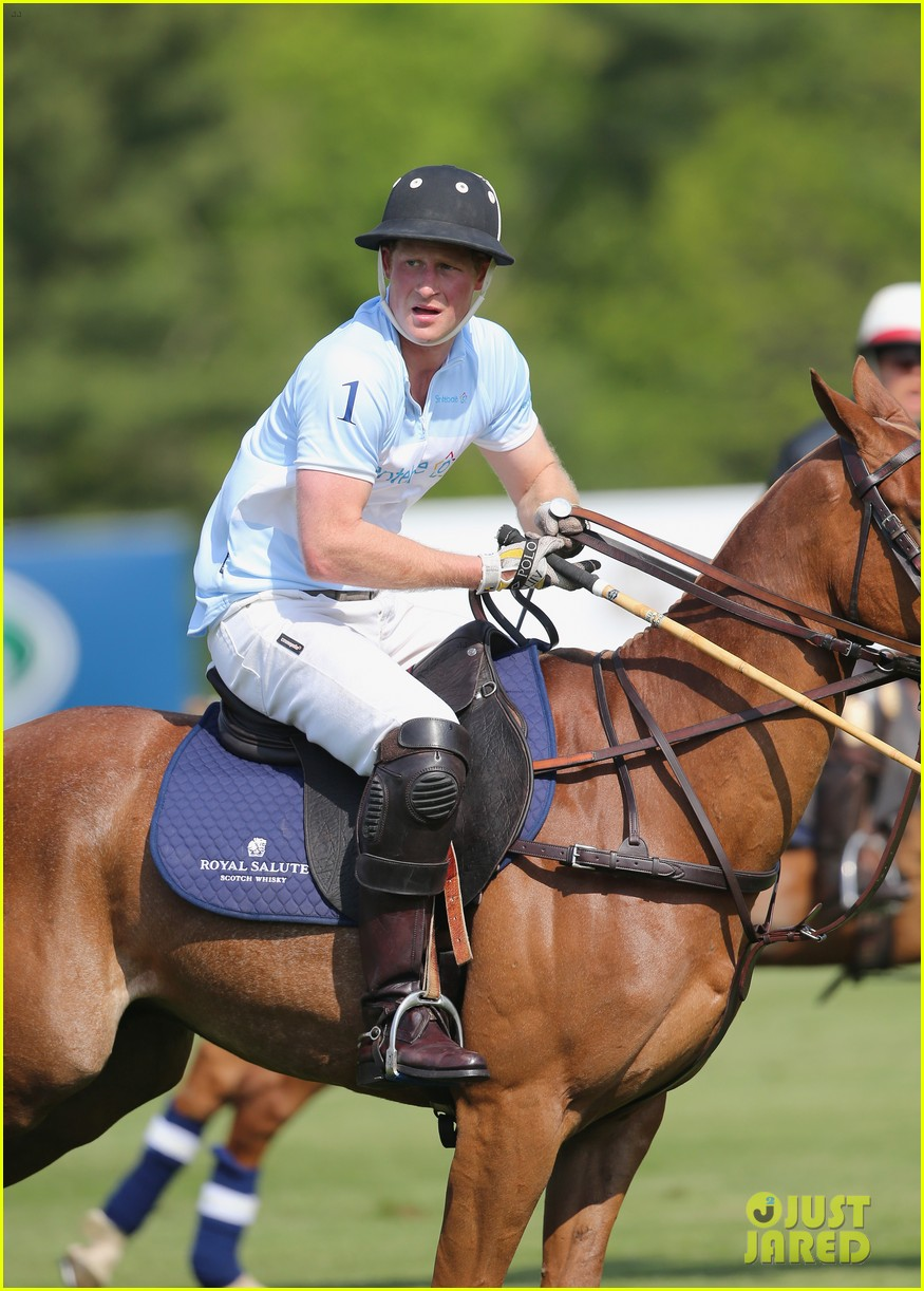prince harry wraps us tour with polo match in connecticut 122871206