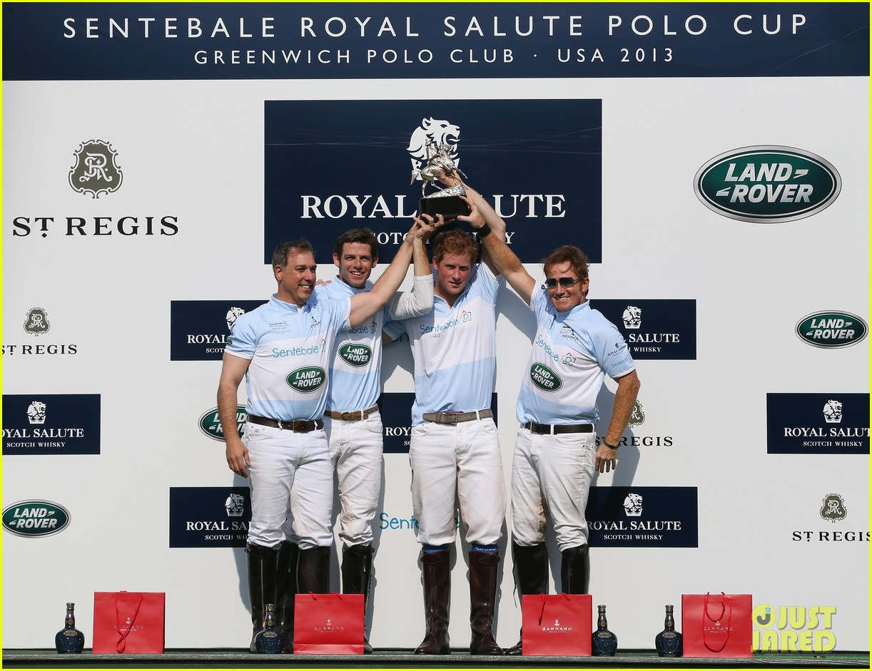 prince harry wraps us tour with polo match in connecticut 13