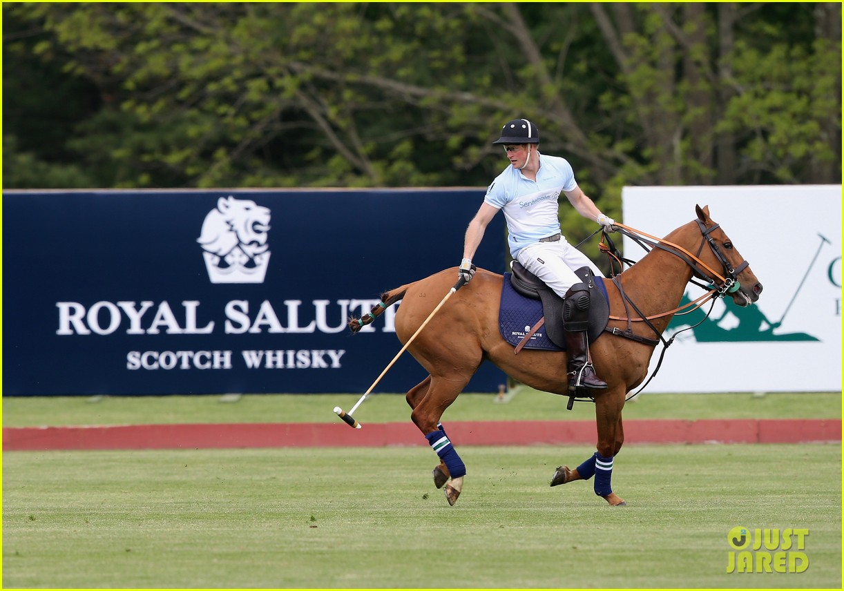 prince harry wraps us tour with polo match in connecticut 142871208