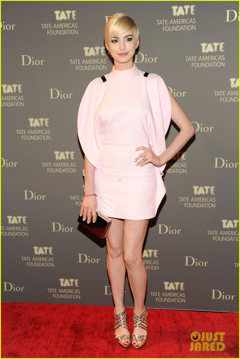 anne hathaway sarah jessica parker tate americas event 012866978