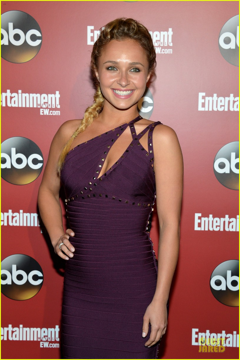 hayden panettiere rebel wilson abc upfronts party 022870583