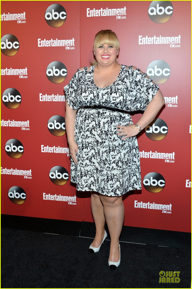 hayden panettiere rebel wilson abc upfronts party 032870584