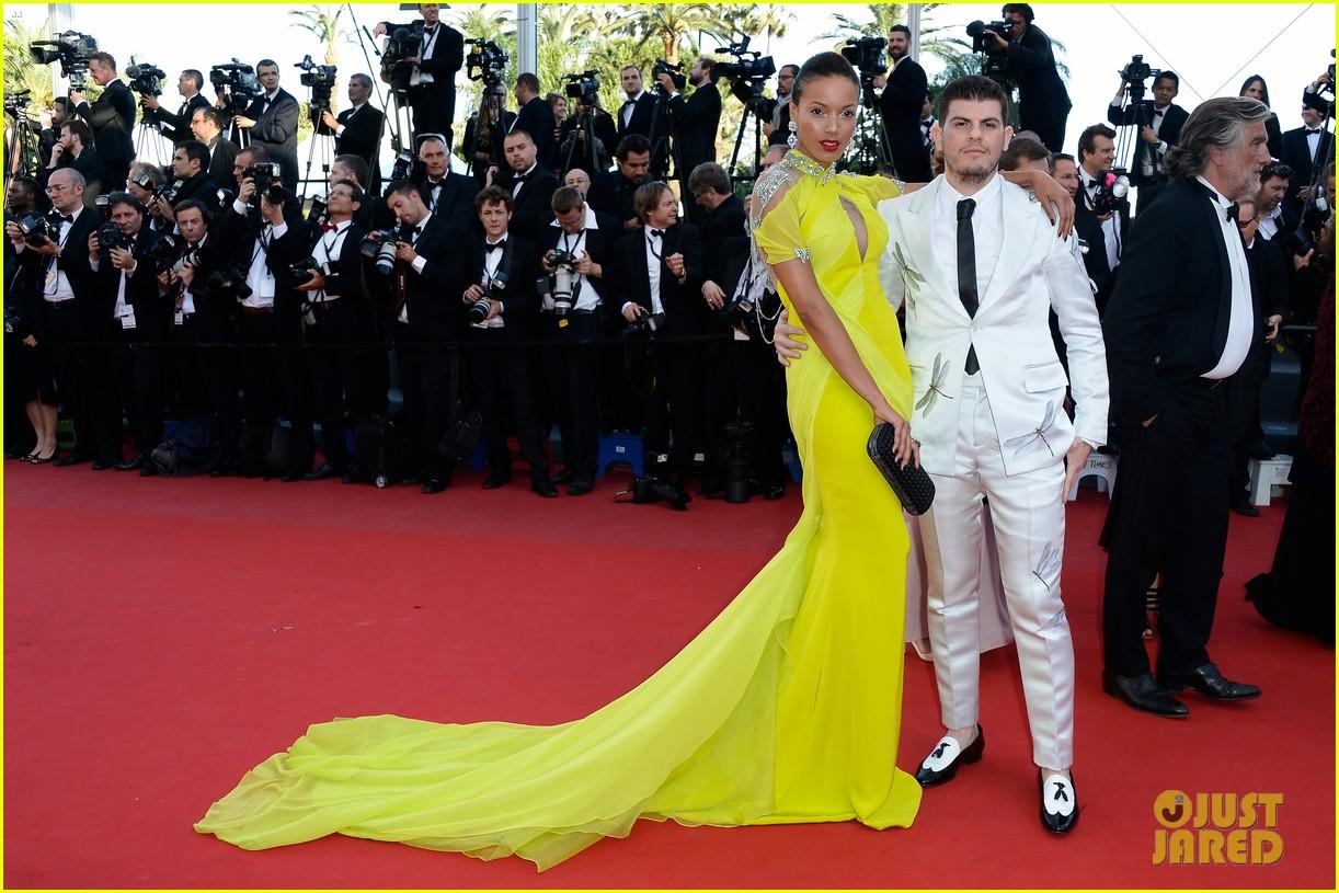 Erin Heatherton & Selita Ebanks: Cannes Film Premieres ...