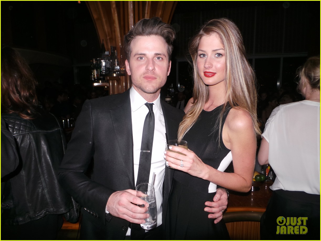 erin heatherton jared followill met ball 2013 after party 032865951